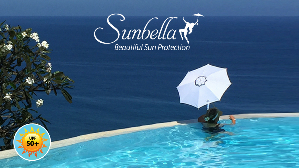 Sunbella's Folding UV Sun Umbrella | UPF50+ project video thumbnail