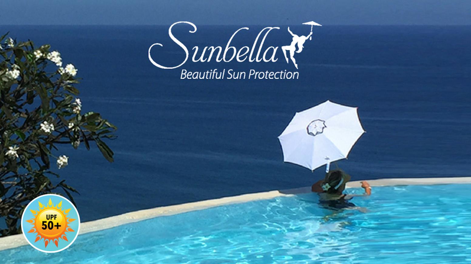 5a63131a8fd1 Sunbella's Folding UV Sun Umbrella | UPF50+ by Jillian Intini ...