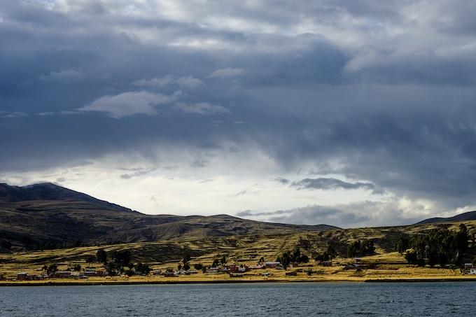 Lake Titicaca - Bolivia (T. Seguin © ULB)