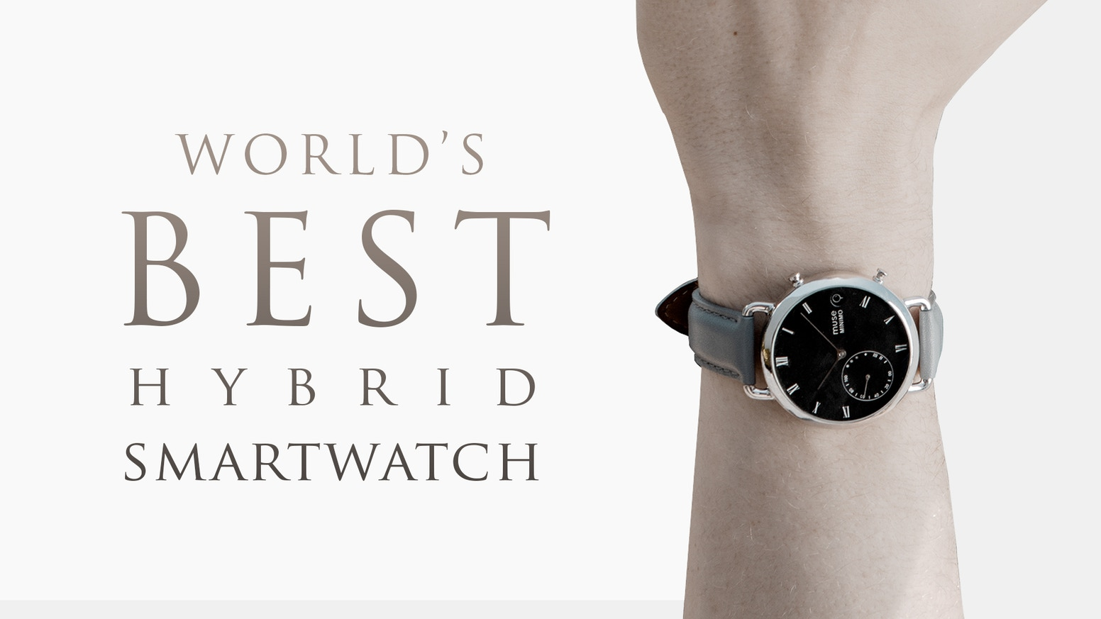 55d4b5f2b1a2 The World s Best Hybrid Smartwatch - Muse Wearables by Muse ...