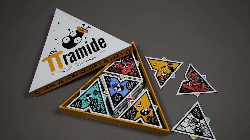 πRAMIDE - Une enquête labyrinthique de Détective Rollmops project video thumbnail