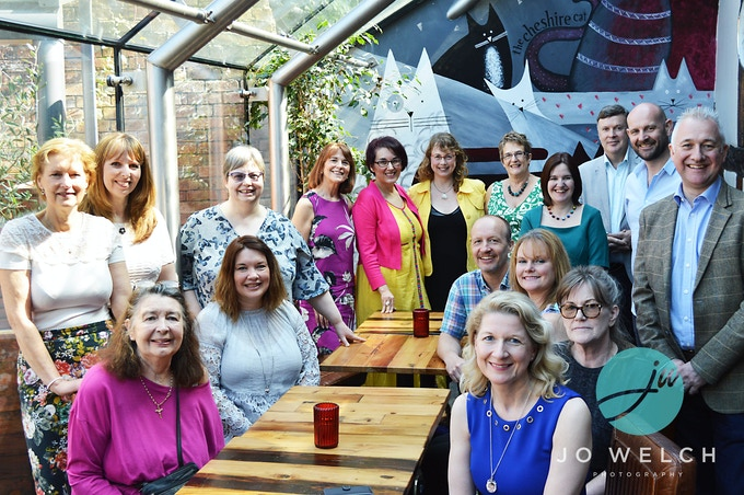 The Book of Soulful Musings Volume 1 Pre_Launch celebration in the company of book contributors and book lovers 19 April 2018, The Cheshire Cat, Nantwich