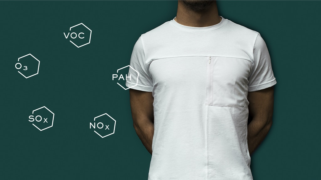 Kloters RepAir: the t-shirt that cleans air from pollution project video thumbnail