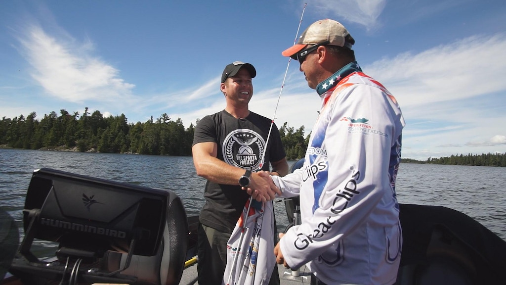 Operation: Fishing Freedom - TV Show - Discovery Channel project video thumbnail