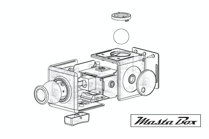 Masta Box: The World's First Fidget Controller Gadget by