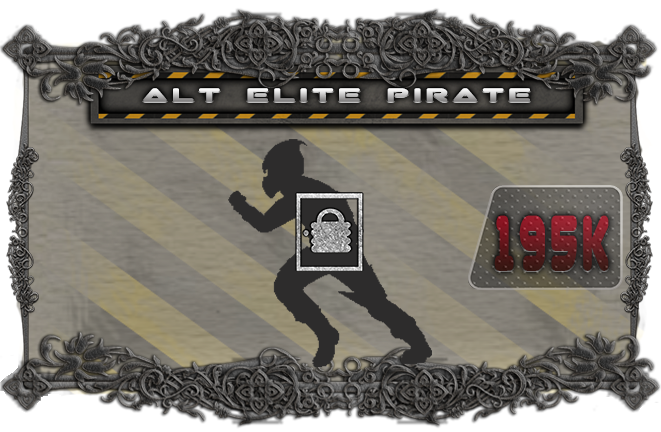 Alternate pose for the elite pirates, changing 10 of the elite pirates to this pose.
