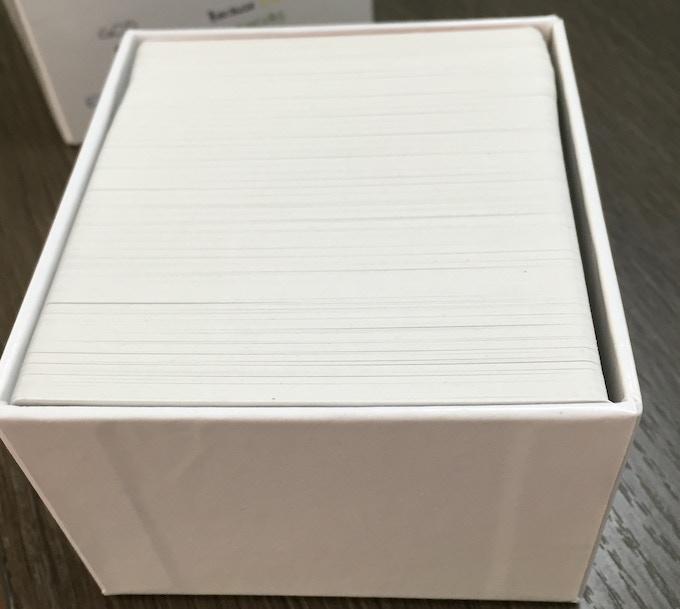 280 Cards Inside!