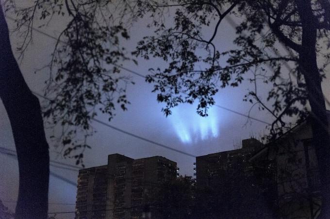 Untitled (night sky)