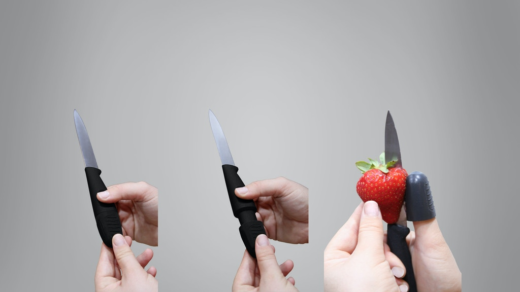 SAFECUT KNIFE: PEEL AND CUT THE WAY YOU LIKE