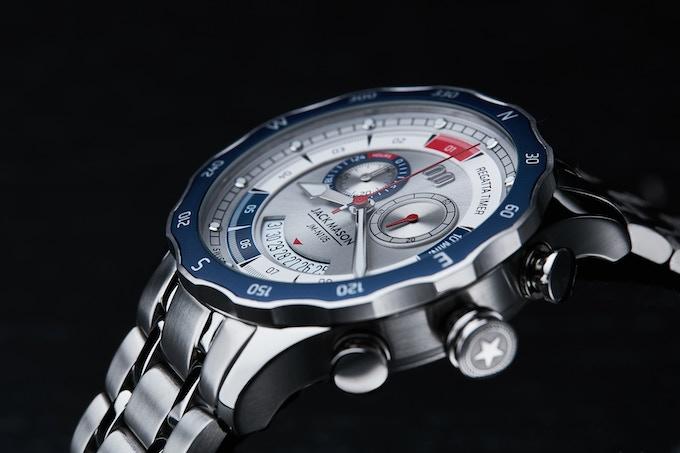 JM-N105 Regatta Timer Watch by Jack Mason