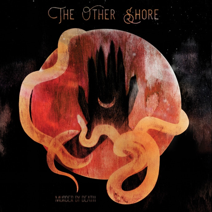"Album Cover for ""The Other Shore"""
