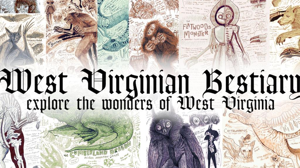 Bestiary of American Cryptozoology, Mythology, & Paranormal project video thumbnail