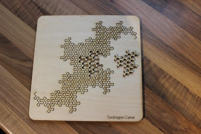 Wooden Fractal Tray Puzzles By Martin Raynsford Kickstarter