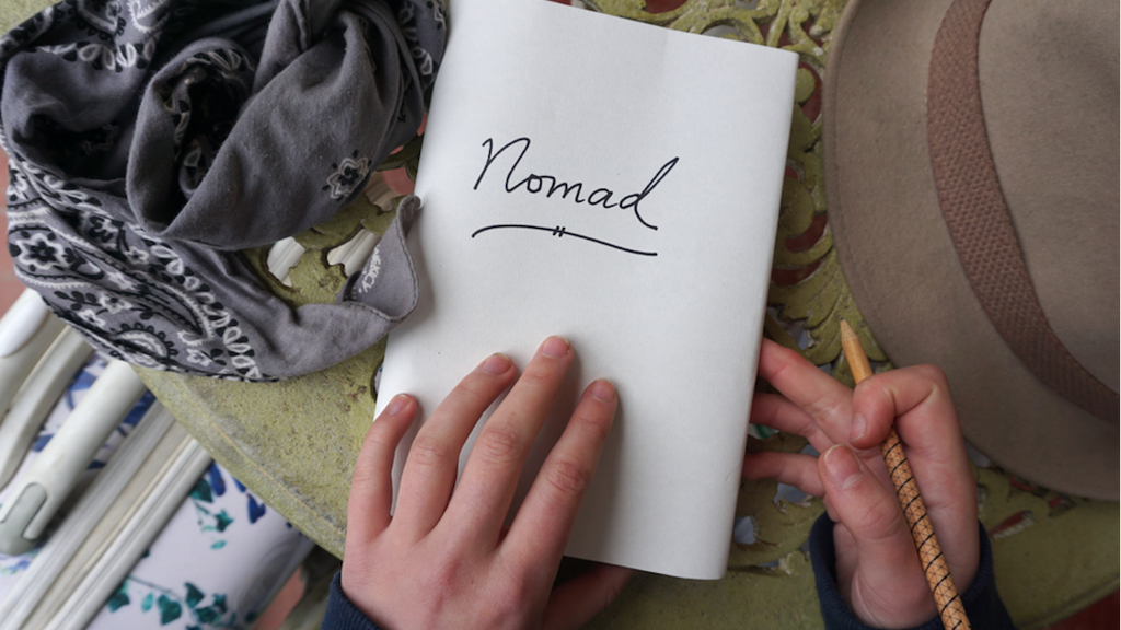 Project image for Nomad: the book
