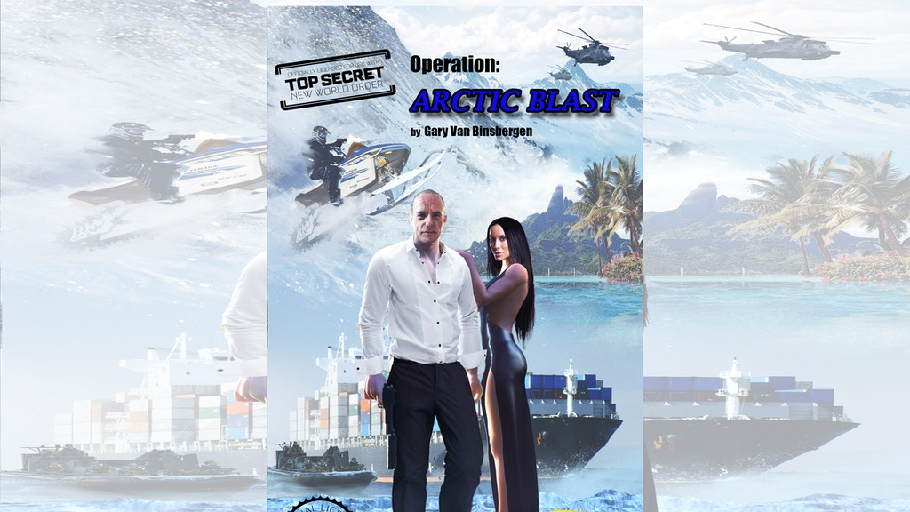 Operation: Arctic Blast - A Top Secret: NWO Adventure project video thumbnail