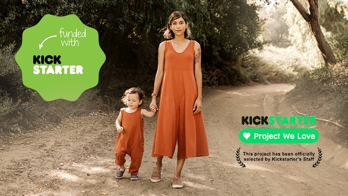 Modern Mommy Me Clothing For Women And Children By Mien Kickstarter