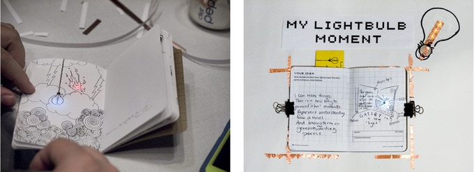 Hack Your Notebook: National Writing Project workshops