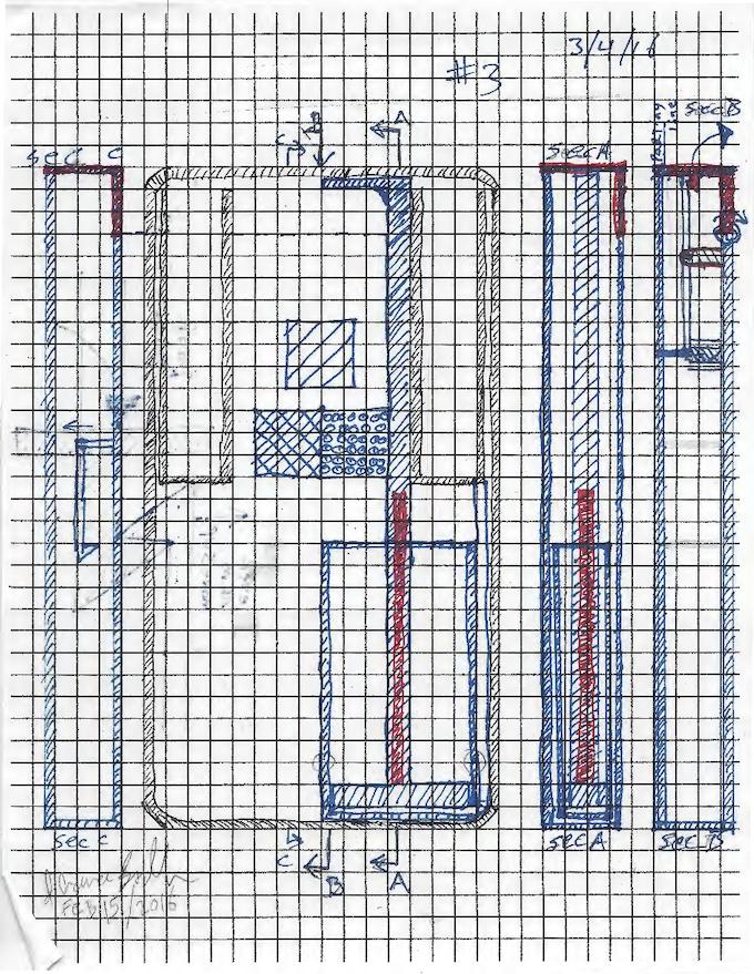 1st SHÜ sketch