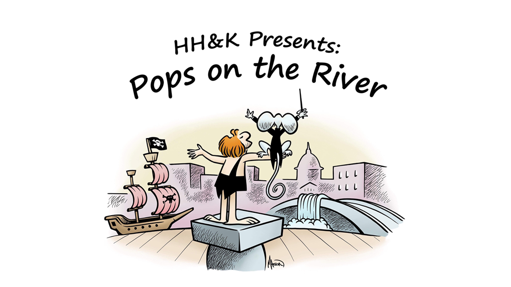 Pops on the River project video thumbnail