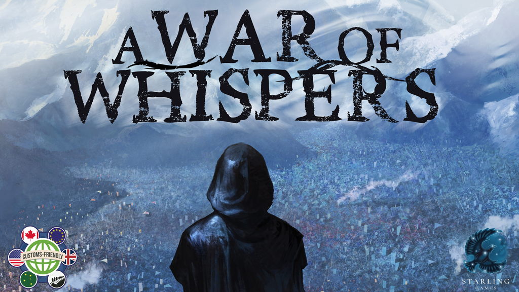 A War of Whispers project video thumbnail