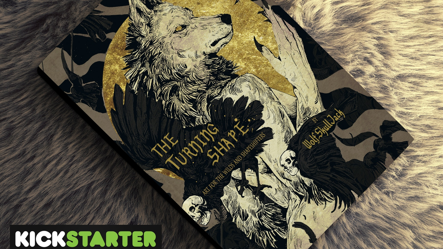Art for the Wilds and Shapeshifters
