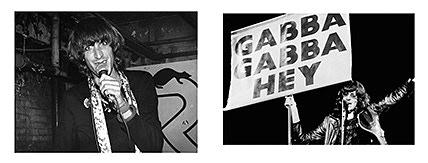 Willie Loco - Rat 1977   Joey Ramone - Orpheum 1977