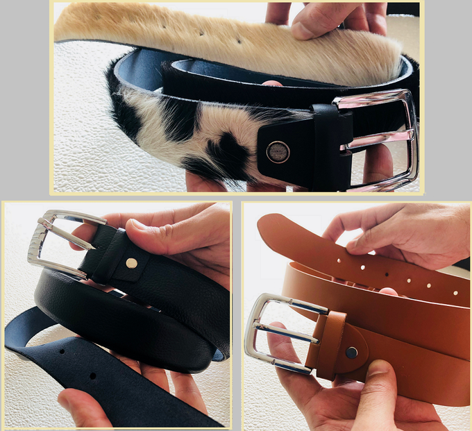 Belts( 100% Leather)