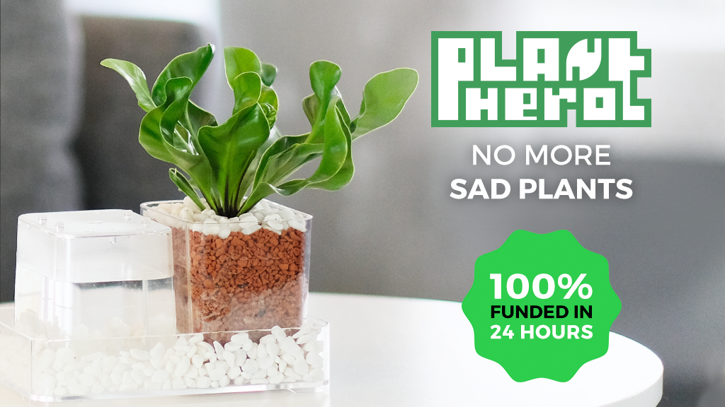 Plant Hero: no more sad plants! project video thumbnail