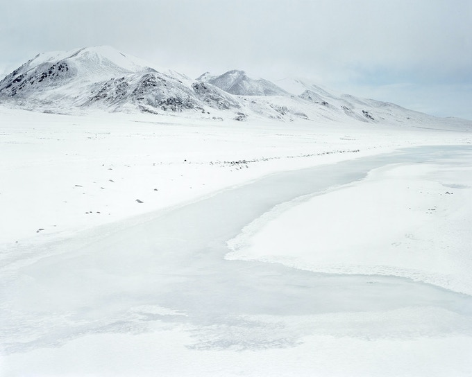 Y2 100km from the river source. From Mother River series (2010-2014), ©Yan Wang Preston