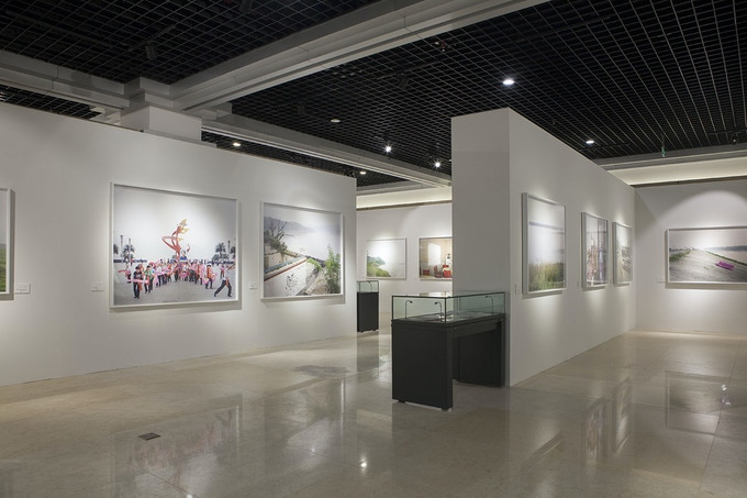 Mother River exhibition at Chongqing China Three Gorges Museum, Chongqing, China, 2015. ©Yan Wang Preston