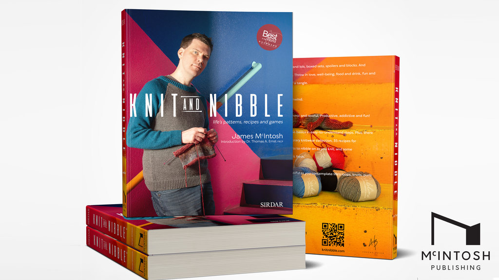 Knit and Nibble: life's patterns, recipes and games. project video thumbnail