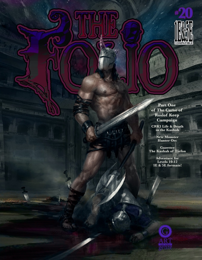 The adventures of Folio #20 await!