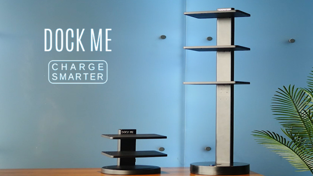 Dock Me - The only charger you will ever need project video thumbnail