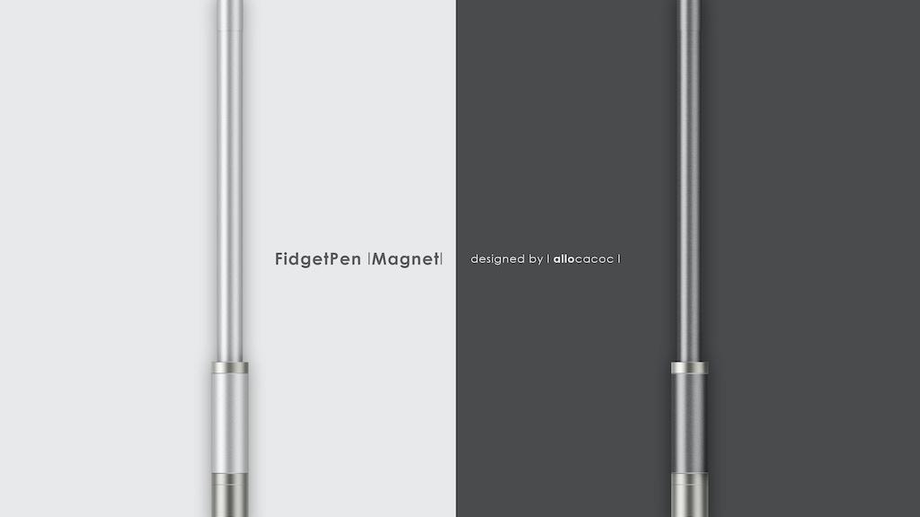 FidgetPen  Magnet  🖋 - A Playful Pen For Stress-Relief 😌 project video thumbnail