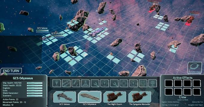 Spaceship Combat