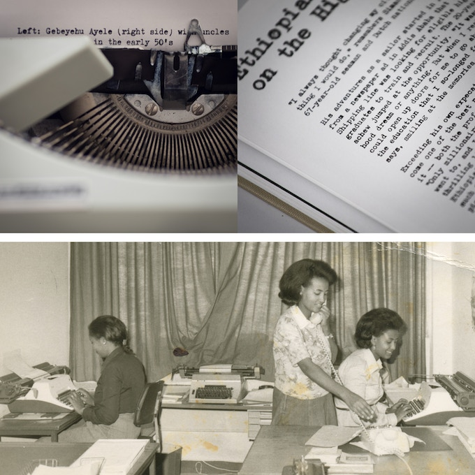 Vintage Addis Ababa – the photo book by Ayaana Publishing