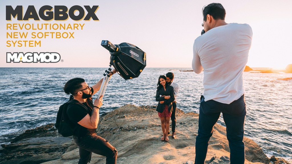 MagBox, MagShoe, MagRing—Revolutionary New Softbox System project video thumbnail
