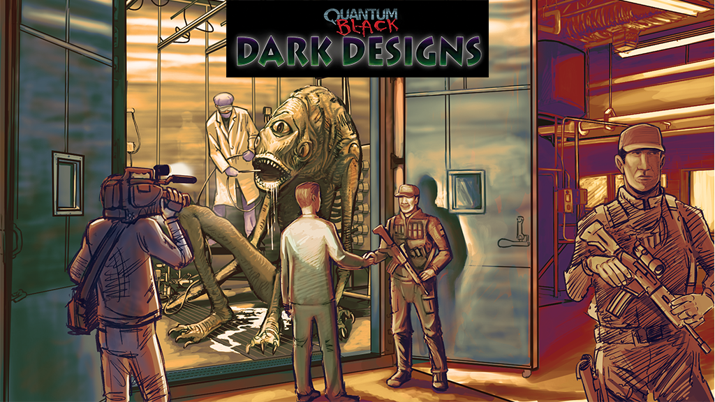 Quantum Black: Dark Designs project video thumbnail