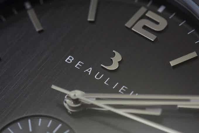 Beaulieu Type S/4 UTC