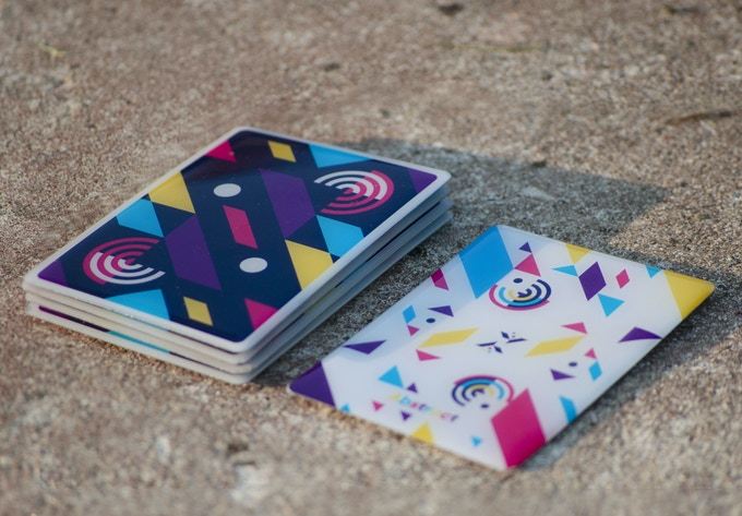 Some Abstracts' Cardistry Trainers!