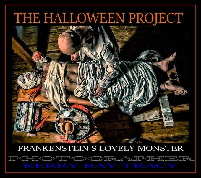 """Frankenstein""""s Lovely Monster"""
