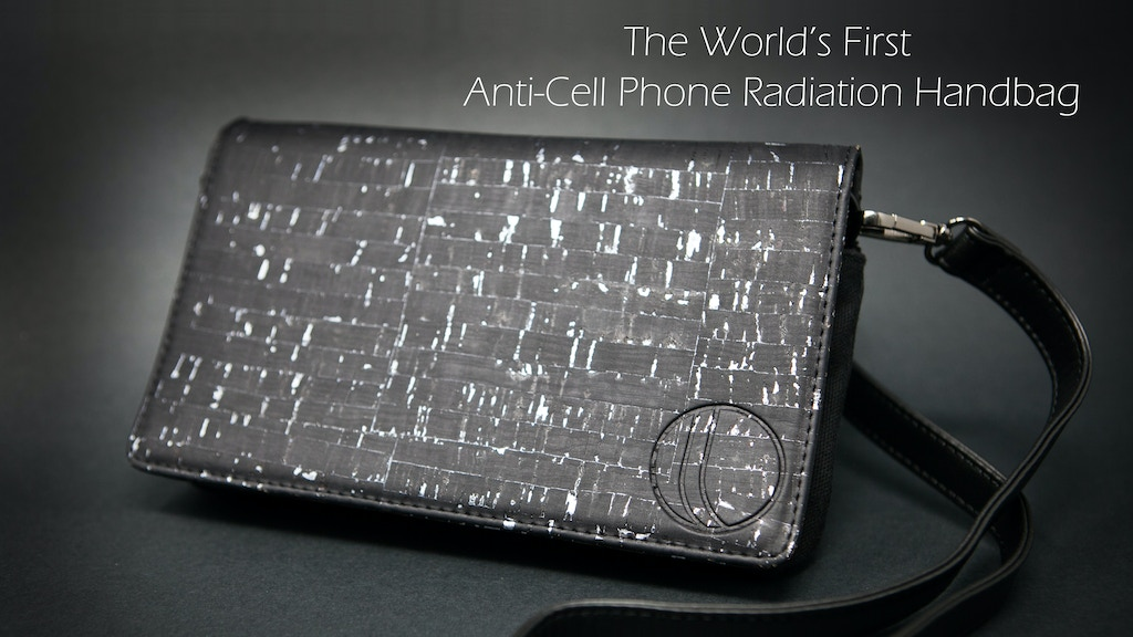 Lylo Bag:The Stylish, Cell Phone Radiation Safe Purse project video thumbnail