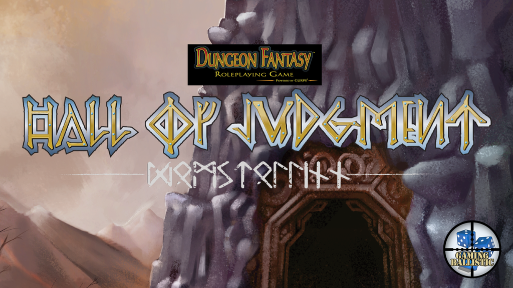 Hall of Judgment - a Dungeon Fantasy RPG Supplement project video thumbnail