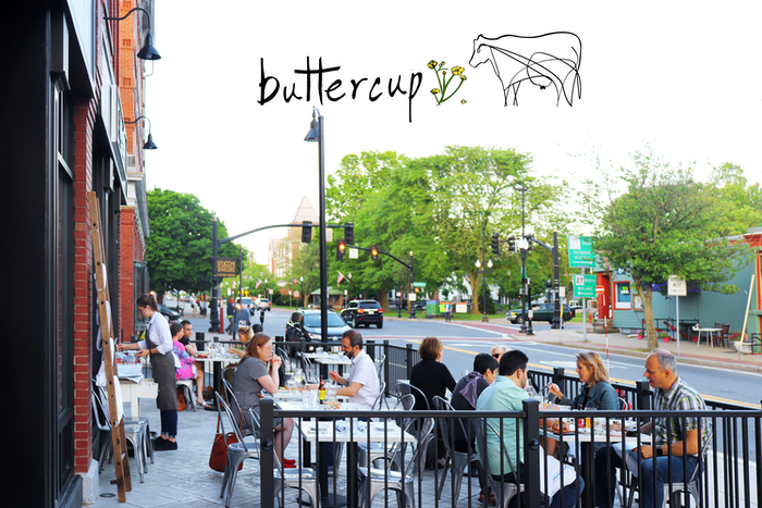 Buttercup Contemporary American Farm To Table Restaurant By