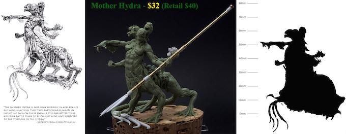 Mother Hydra