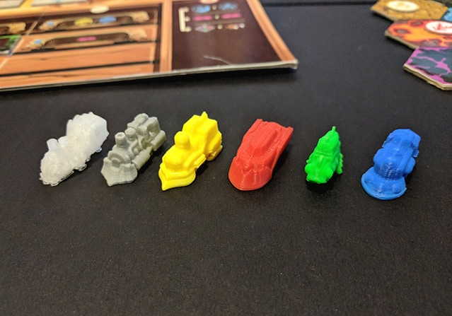empyreal spells steam a fantasy railway building game by david
