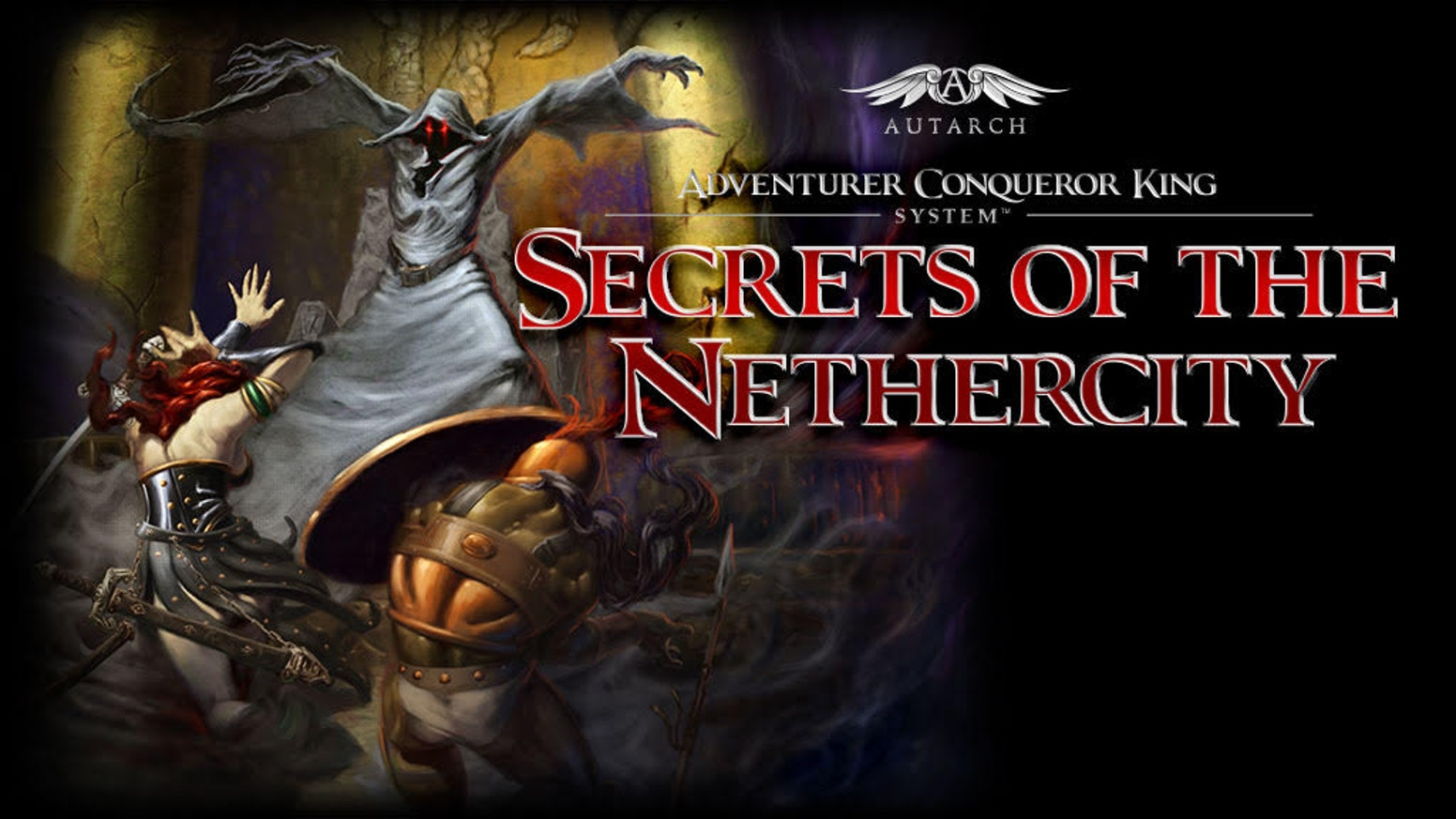 Secrets Of The Nethercity By Autarch Kickstarter