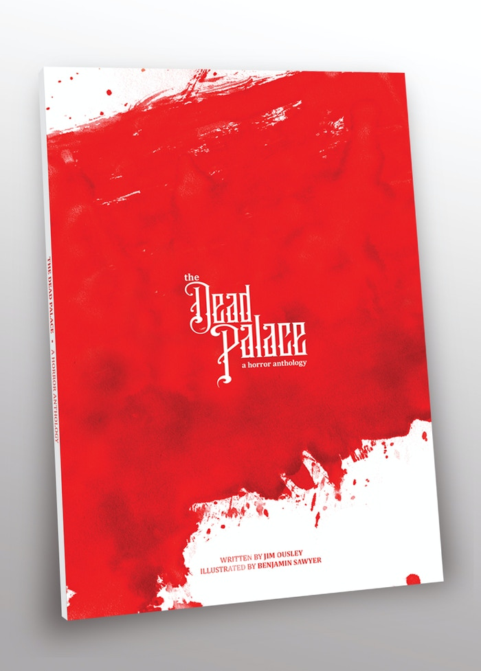 THE DEAD PALACE is the full-color horror anthology comic featuring Gothic tales of otherworldly mystery and bloody terror! Did you miss the campaign? Then Pre-Order below!