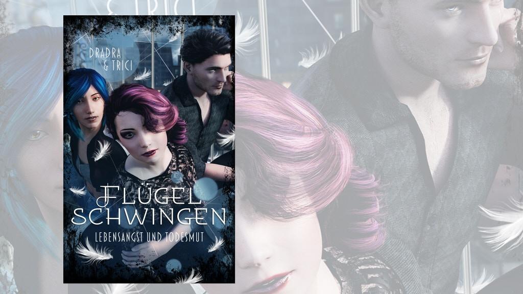 FLÜGELSCHWINGEN - Ein Buch von Dradra&Trici
