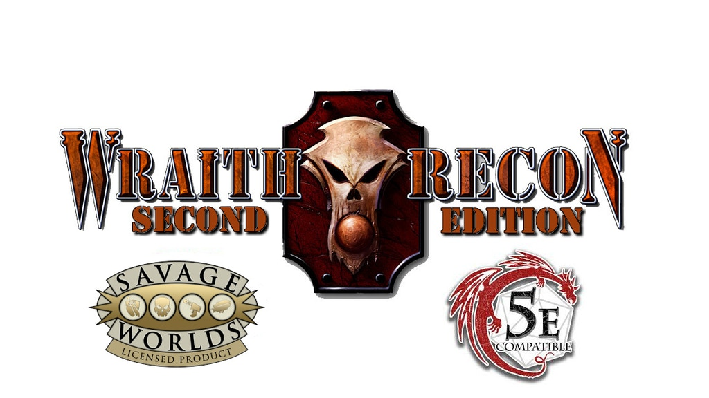 Project image for Wraith Recon 2nd Edition (Canceled)